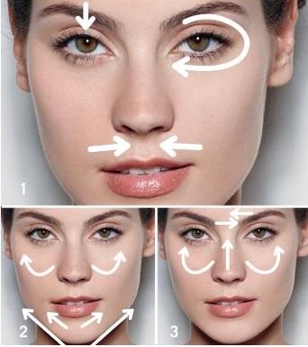 Guía aplicación desmaquilladores rostro, ojos y labios
