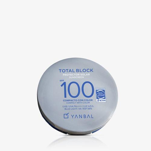 Crema Compacta Total Block SPF 100 Yanbal Colombia