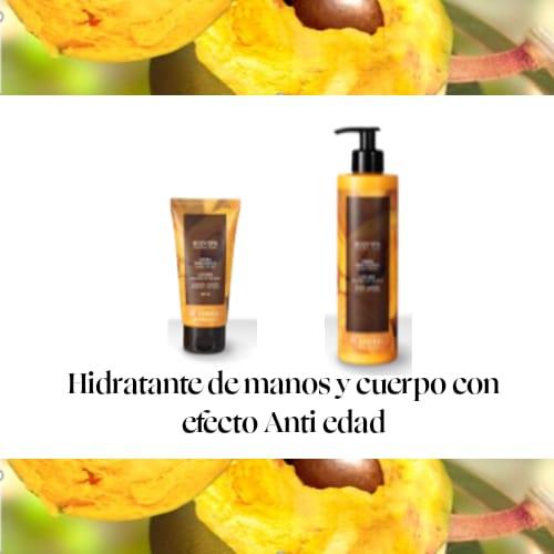 Crema Hidratante Manos y Cuerpo BODY SPA Lúcuma
